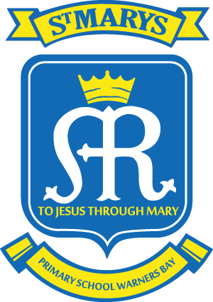 St Mary's Warners Bay Crest