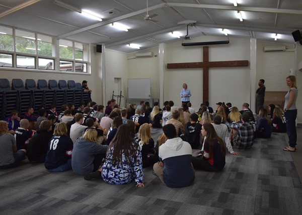 Year 12 Retreat 2018 Images 1