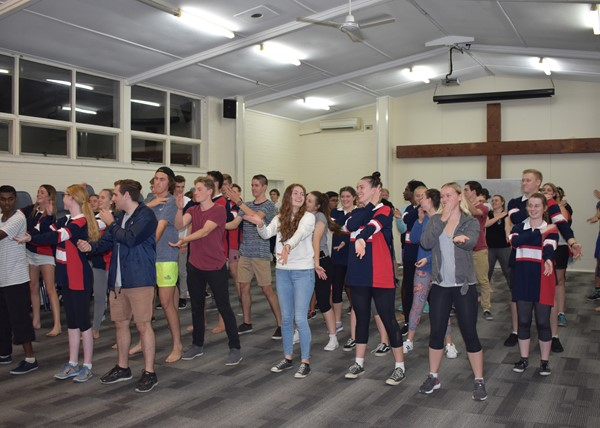 Year 12 Retreat 2018 Images 11