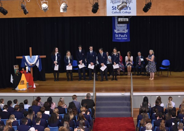 Year 12 Awards Ceremony Images 2