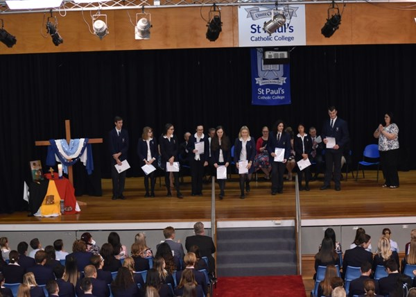 Year 12 Awards Ceremony Images 4