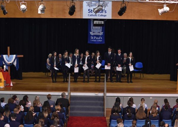 Year 12 Awards Ceremony Images 5