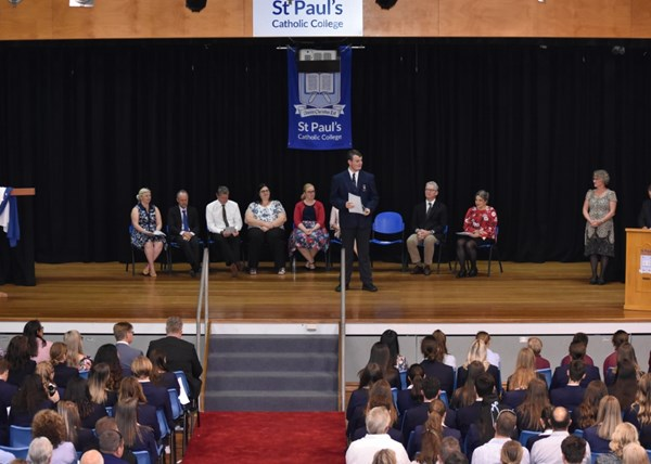 Year 12 Awards Ceremony Images 7