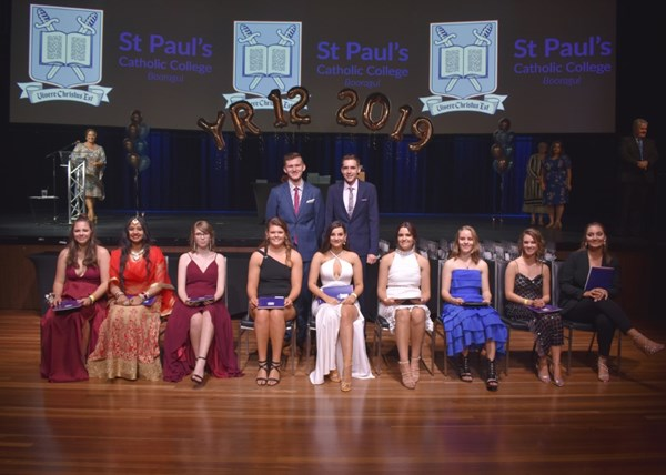 Year 12 Graduation Ball 2019 Images 11