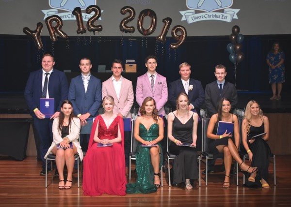 Year 12 Graduation Ball 2019 Images 13