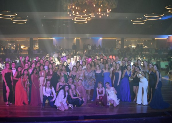 Image:Year 12 Graduation Ball 2019